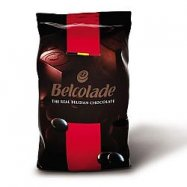 belcolade dark chocolate callets