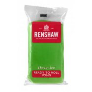 Renshaw Lincoln Green Decor-Ice ready to roll icing (sugarpaste)
